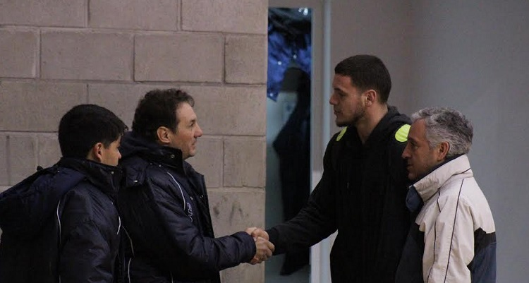 """""""Chapa"""" Suárez, una apuesta que viene de Chile."""