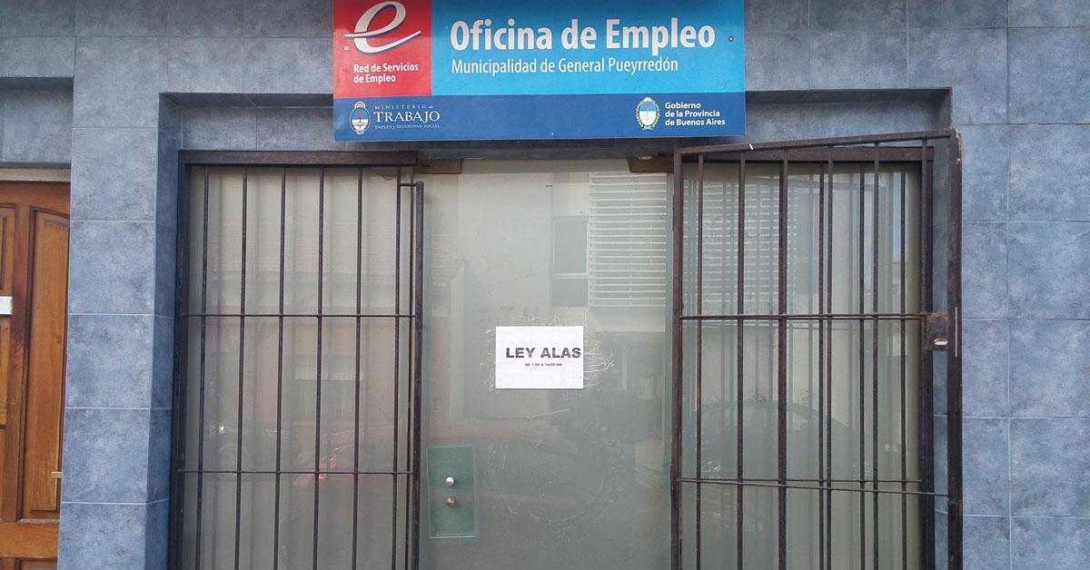 Dos nuevas sedes para la oficina de empleo municipal el for Oficina de empleo
