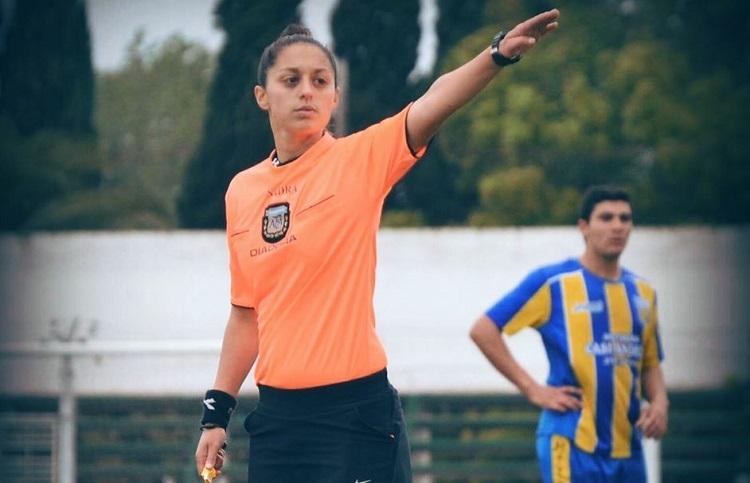 Mayra Araujo.