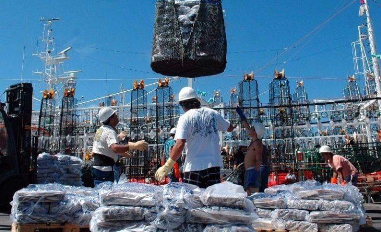 Mantienen promociones a buques poteros para generar trabajo en el puerto el marplatense - Trabajo en el puerto ...