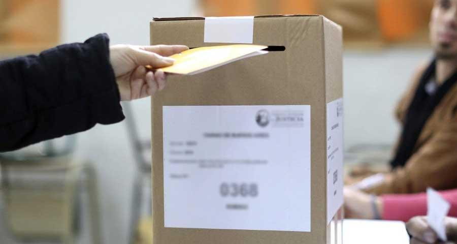 Las elecciones legislativas serán el 22 de octubre