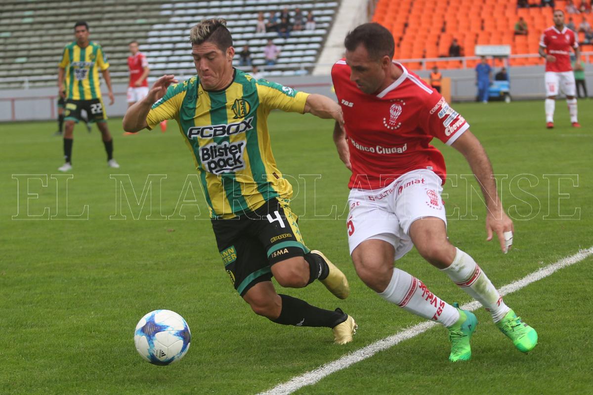 Neri Bandiera es nuevo jugador de Belgrano