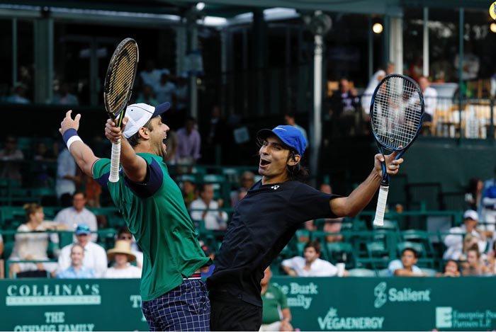 Cabal y Farah obtienen su primera victoria en Wimbledon