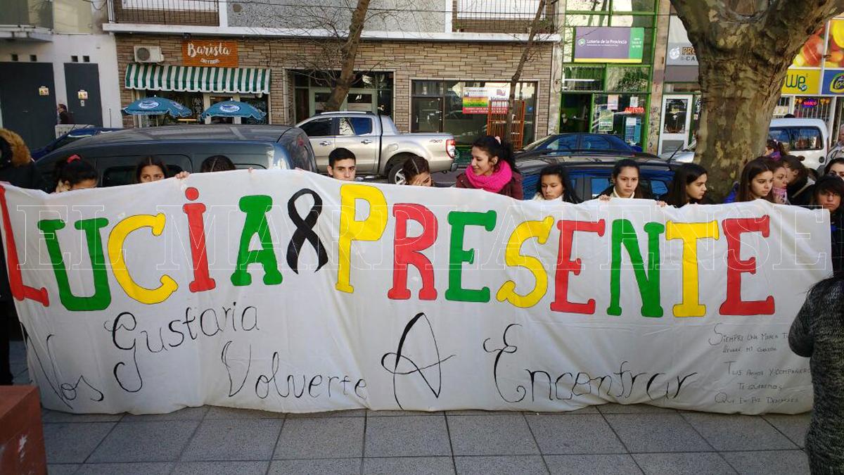 Le dieron prisión domiciliaria a uno de los asesinos — Caso Lucía Pérez