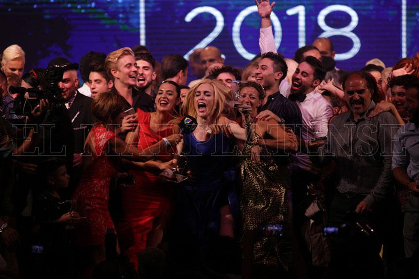 Premios Estrella De Mar 2019: El Premio Estrella De Mar De Oro Fue Para Fátima Florez