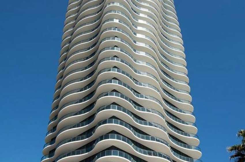Uno de los millonarios condominios en Estados Unidos que buscan restituirse para el Estado argentino.