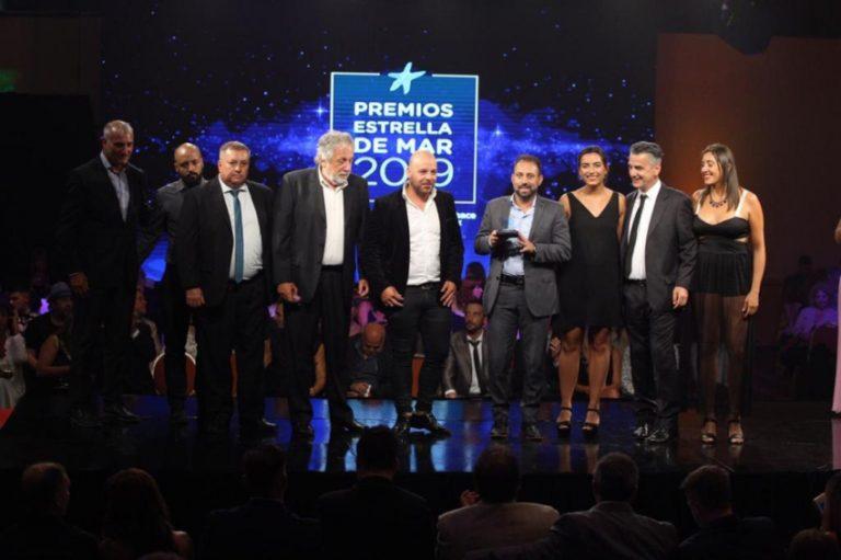 Estrella De Mar 2019: Distinguieron A Espacio Clarín En Los Premios Estrella De