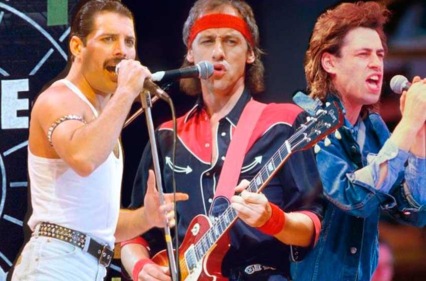 Se cumplen 35 años del Live Aid, el recital que marcó un antes y ...