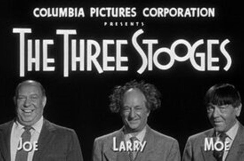 """Larry de """"Los tres chiflados"""": las debilidades que lo llevaron del éxito a  la ruina"""